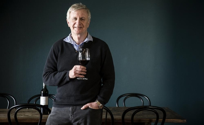 Ray Jordan wine reviewer for Top 100 Reds.  Picture: Robert Duncan The West Australian