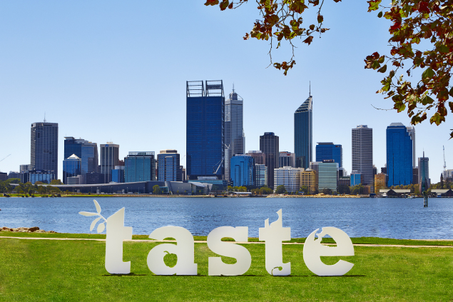 TASTE OF PERTH IMAGE